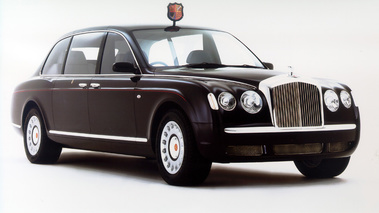 Bentley State limousine 3/4 avant droit