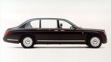 Bentley State Limousine profil