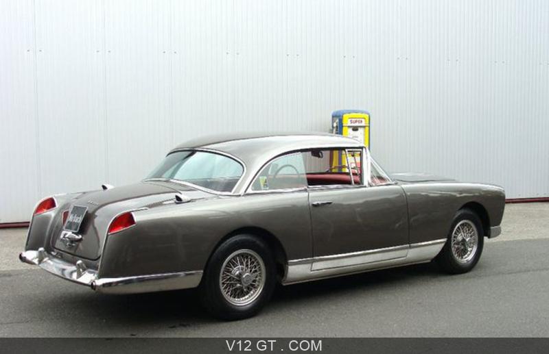 hk 500 facel vega v12 gt l 39 motion automobile. Black Bedroom Furniture Sets. Home Design Ideas