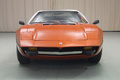 Maserati Bora orange face avant