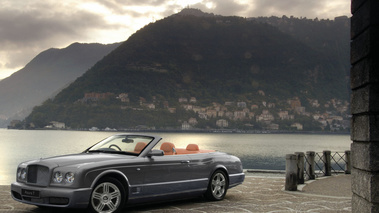Bentley Azure T Grise 3/4 AV