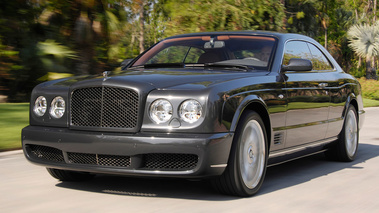 Bentley Brooklands Noire 3/4 AV