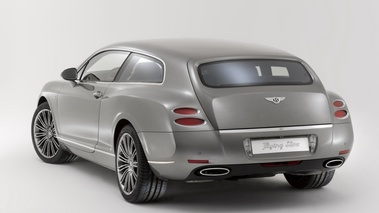 Bentley Continental Flying Star by Touring - 3/4 arrière gauche