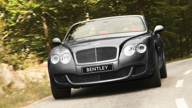 Bentley GTC Speed 3/4