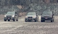 BMW X6 vs Mercedes ML 63 AMG vs Range Rover Supercharged