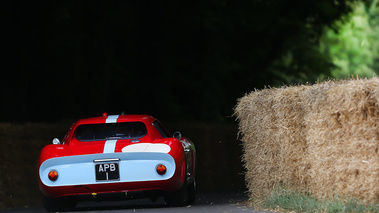 Goodwood Festival of Speed 2017 - Ferrari 250 GTO rouge face arrière