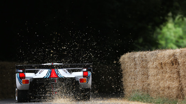 Goodwood Festival of Speed 2017 - Lancia LC2 Martini face arrière