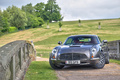 David Brown Speedback GT anthracite 3/4 avant gauche 2
