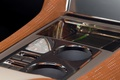 Fisker Surf anthracite console centrale