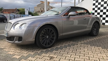 BENTLEY CONTINENTAL GTC SPEED 2009 -