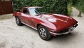 CHEVROLET Corvette C2 Turbo Jet 1966
