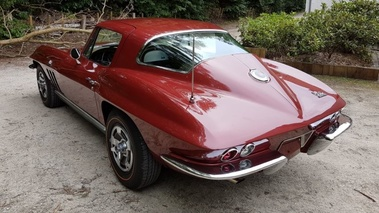 CHEVROLET Corvette C2 Turbo Jet 1966 -